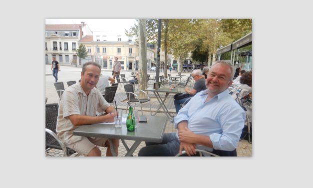 Interview de Mr Daniel Damart