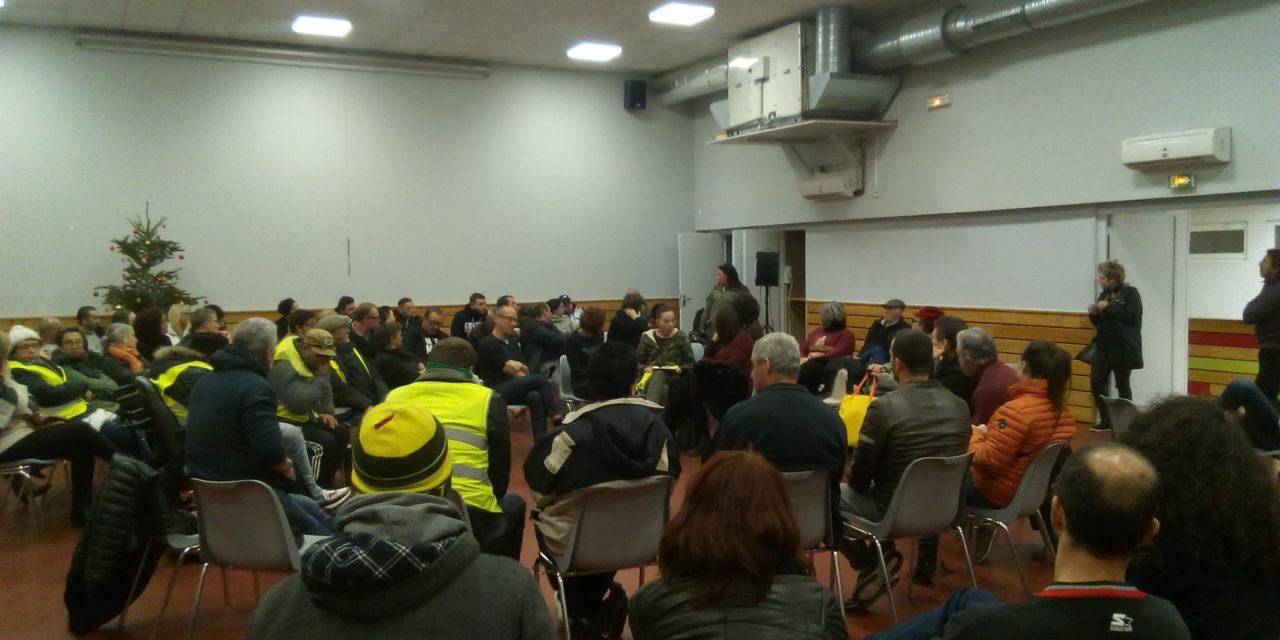 Les gilets jaunes: un espoir populaire…