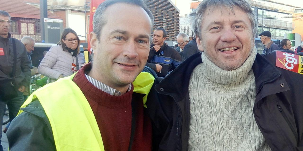 Interview de Mr Philippe Bariol, créateur du site Sainté Debout et Gilets jaunes)