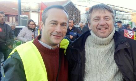 Interview de Mr Philippe Bariol, créateur du site Sainté Debout et modérateur de la page «La Loire en colère» (Gilets jaunes) sur Facebook