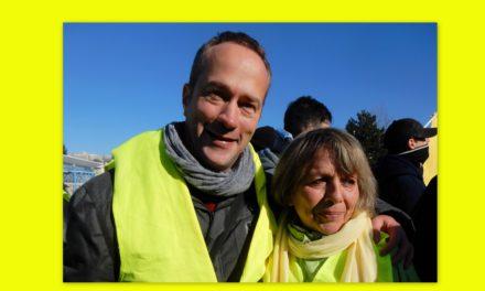Rosy, une figure des gilets jaunes sur le quartier de Monthieu…