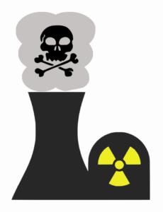 Des déchets nucléaires à Sainté ?