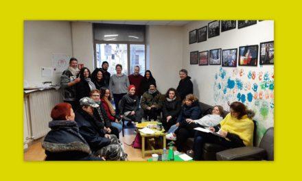 A Sainté, des gilets jaunes solidaires!
