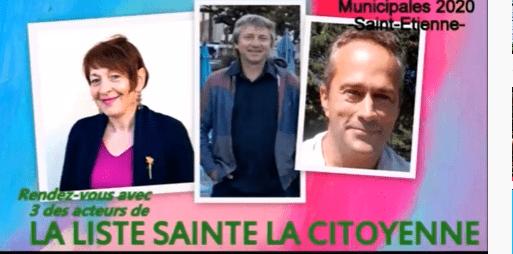Rendez-vous avec St-T la Citoyenne#Municipales2020