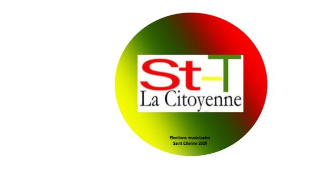 Communiqué de la liste «St-T la Citoyenne» officiellement candidate aux prochaines municipales…