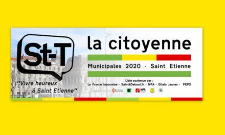 Méprisée par les journalistes, la liste «Sainté la Citoyenne» est présente aux municipales!