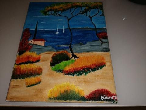 Confiné(E)s mais créatif(VE)s: les peintres !