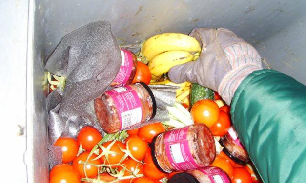Distribution de l'aide alimentaire aux plus démunis