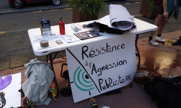 RAP Résistance à l'Agression Publicitaire
