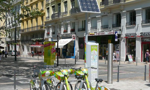 Attention: le service Vélivert à Sainté n'est pas entièrement gratuit!