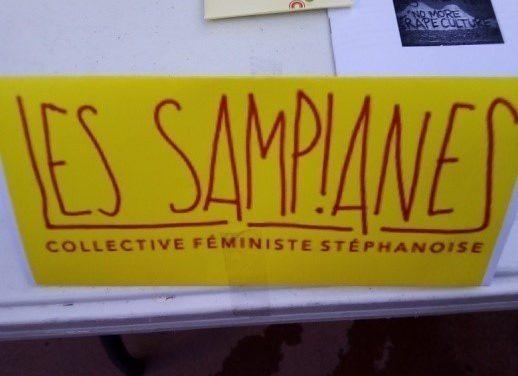 Les Sampianes , Collectif Autodéfense Féministe, Let's Boum Clap
